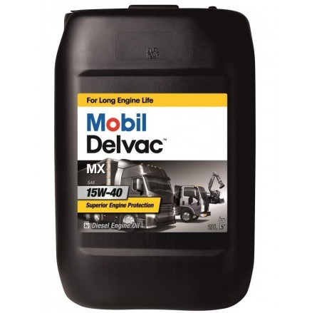 Mobil - DELVAC MX 15W40 Моторное масло