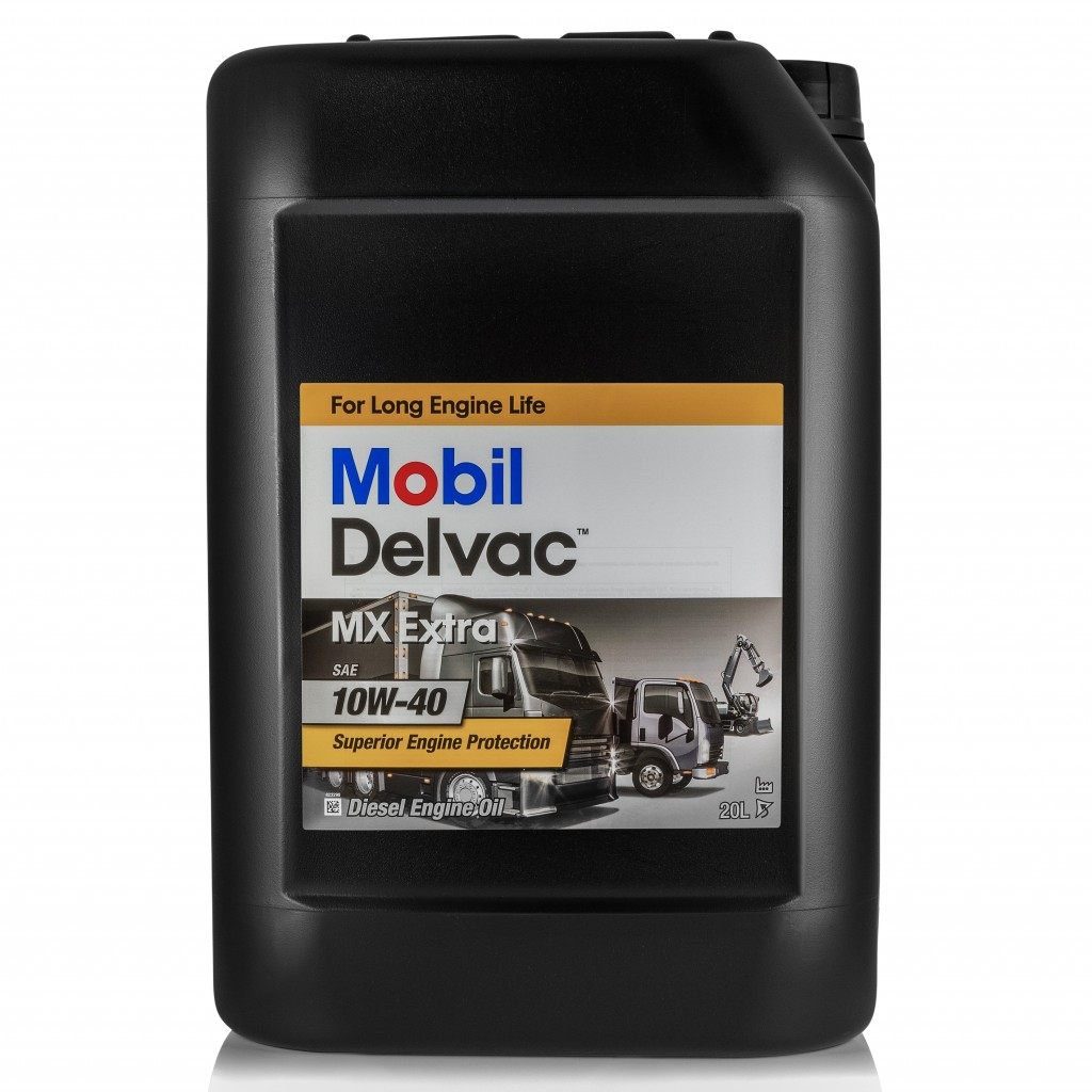 Mobil - Delvac MX Extra 10W40 Моторное масло