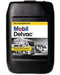 Mobil - Delvac XHP Extra 10W40 Моторное масло