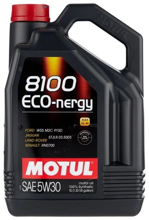 Motul - 8100 Eco-nergy 5w-30 Моторное масло